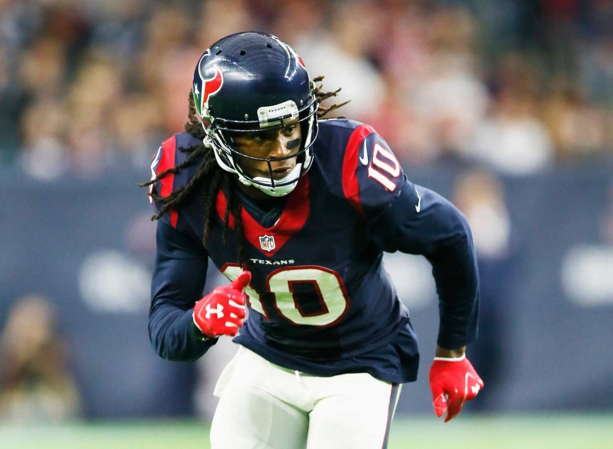 Houston texans deandre hopkins is dating