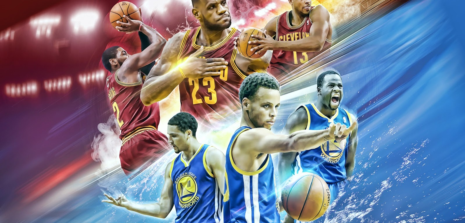Image result for 2017 nba finals cavs vs warriors