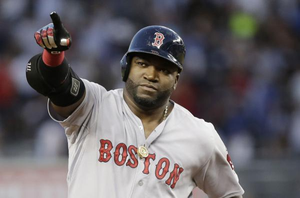 Image result for david ortiz the era