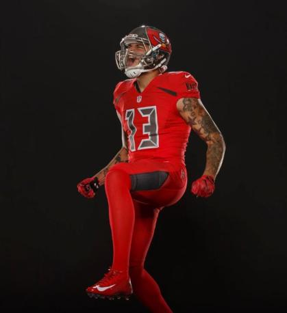 quality design 3671a 699de Top Ten NFL Color Rush Uniforms | SportsPress