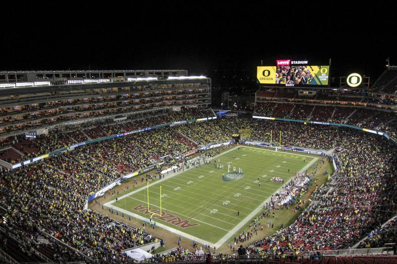 NCAA Football Conference Championship Games – SportsPress