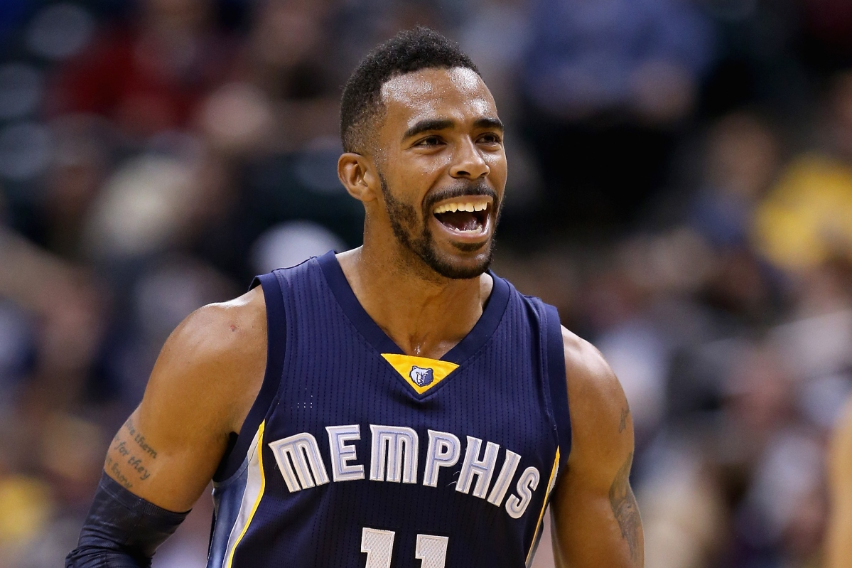 mike conley - photo #10