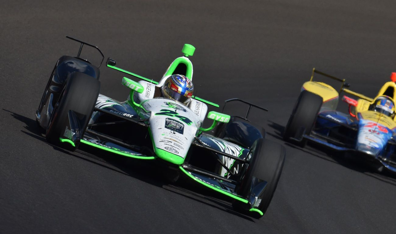 sage karam to drive for dreyer reinbold racing in 2017 indianapolis 500 sportspress. Black Bedroom Furniture Sets. Home Design Ideas